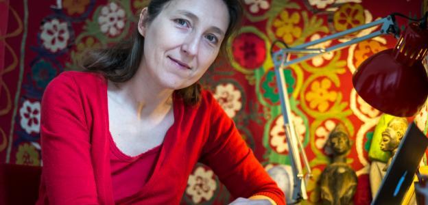 Marie Darrieusecq's portrait